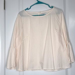 Madewell Bell Sleeve Top